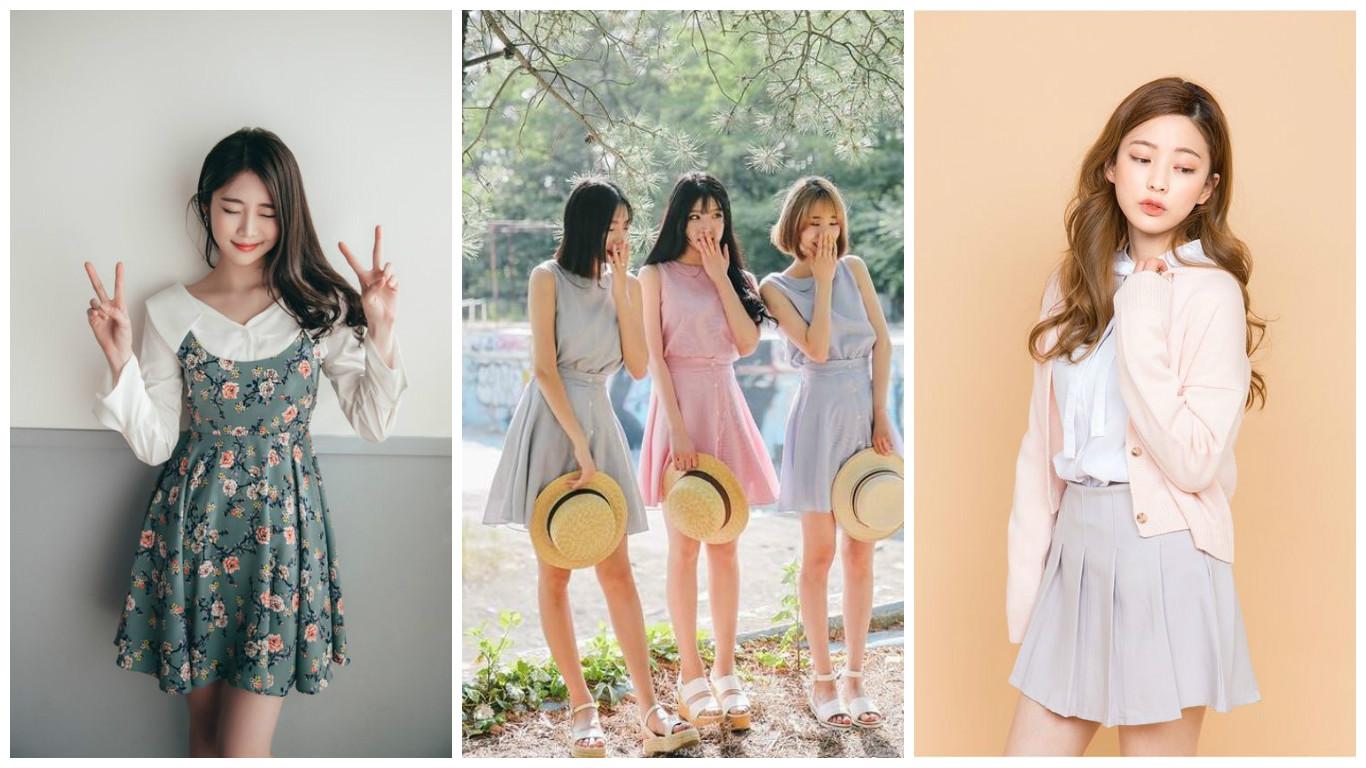 Fashion Korea Ala Indonesia